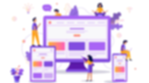 creation site internet responsive avec A
