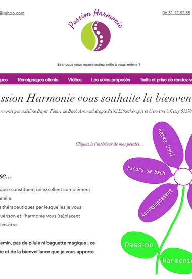 Passion Harmonie par Adeline Bayet  Fleurs de Bach Aromathérapie Reiki Lithothérapie et bien-être à Cessy 01170 dans l'Ain