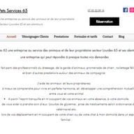 Pets services 65 Lourdes gardes d'animaux