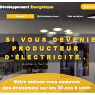 Bureau développement énergétique