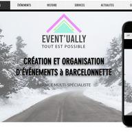 """Event'Ually"""" Eventually agence évènementielle pour la Création et l'organisation de tous types d'évènements à Barcelonnette"""
