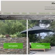 Ambiances et Paysage, paysagiste à Thédirac 46150 Lot, Dordogne,  spécialiste aménagement Parcs et Jardins  spécialiste terrasses en  bois et  construction piscine Thédirac.