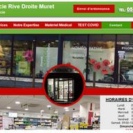Pharmacie parapharmacie à Muret 31600 en Haute Garonne près de Toulouse la Pharmacie Rive Droite et toute son équipe