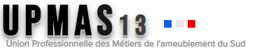 L'UPMAS13, l'Union professionnelle des Métiers de l'Ameublement du Sud website créé par alexandre m the frenchy
