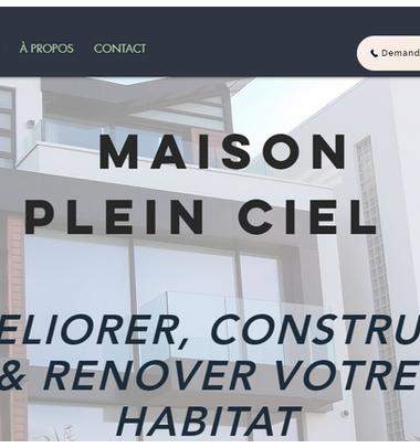 Maison Plein Ciel expert spécialiste de la rénovation et isolation depuis 45 années dans le choix de toutes vos menuiseries pour votre habitat intérieur et extérieur à Coulounieix-Chamiers, Dordogne.