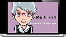 Martine 2.0 assistance informatique, dépannage informatique à domicile ou à distance aux particuliers à Montbeliard, Hérimoncourt et alentours