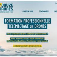 Formation Drone Paris avec Sabri EL FANI  NOTRE FORMATEUR PROFESSIONNEL en TELEPILOTAGE de DRONES à PARIS