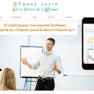 Fanny Juvin Coaching prise de parole en public confiance en soi, coach professionnel à Nantes