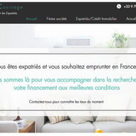 Société2courtage courtier en crédit immobilier taux bas pour les expatriés qui souhaitent acheter en France ou à l'étranger