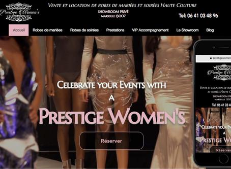 Prestige Women's, Showroom Privé Marseille 13007