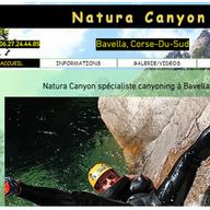 Natura Canyon spécialiste canyoning à Bavella en Corse