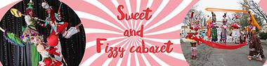 sweet and fizzy cabaret cie lune à l'autre
