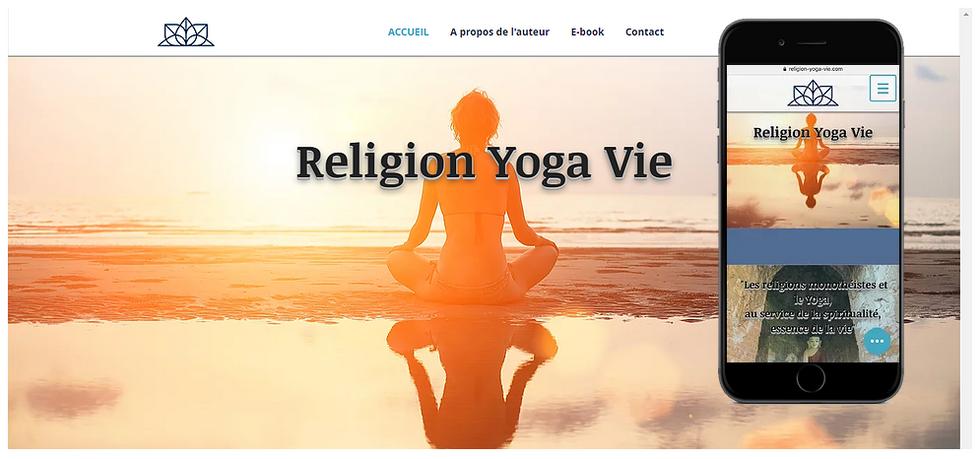 Religion Yoga Vie