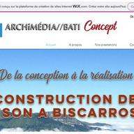 ABC Archimédia//Bati Concept maître d'œuvre dans la conception et réalisation de construction de maison à Biscarrosse dans les Landes