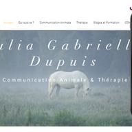 Julia Gabrielle Dupuis Communication animale et thérapie Nice Alpes-Maritimes