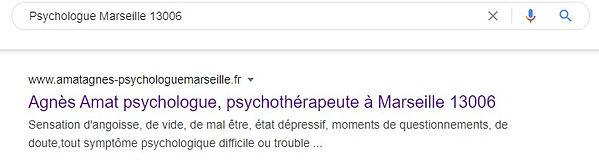 Psychologue Marseille 13006