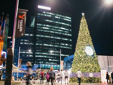 CHRISTMAS CAUSE: LIGHTS FOR LIFELINE