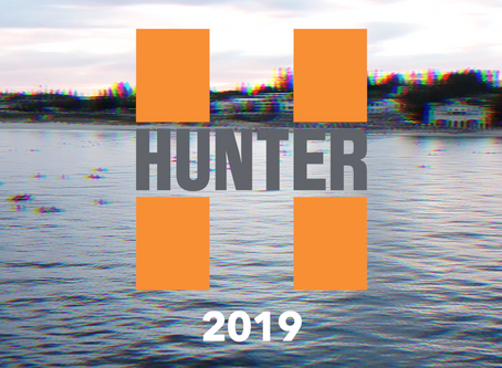 HUNTER'S END OF YEAR WRAP 2019