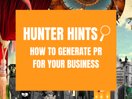 HOW TO GENERATE PR FOR YOUR BUSINESS