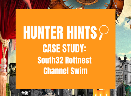 CASE STUDY: SOUTH32 ROTTNEST CHANNEL SWIM 2020