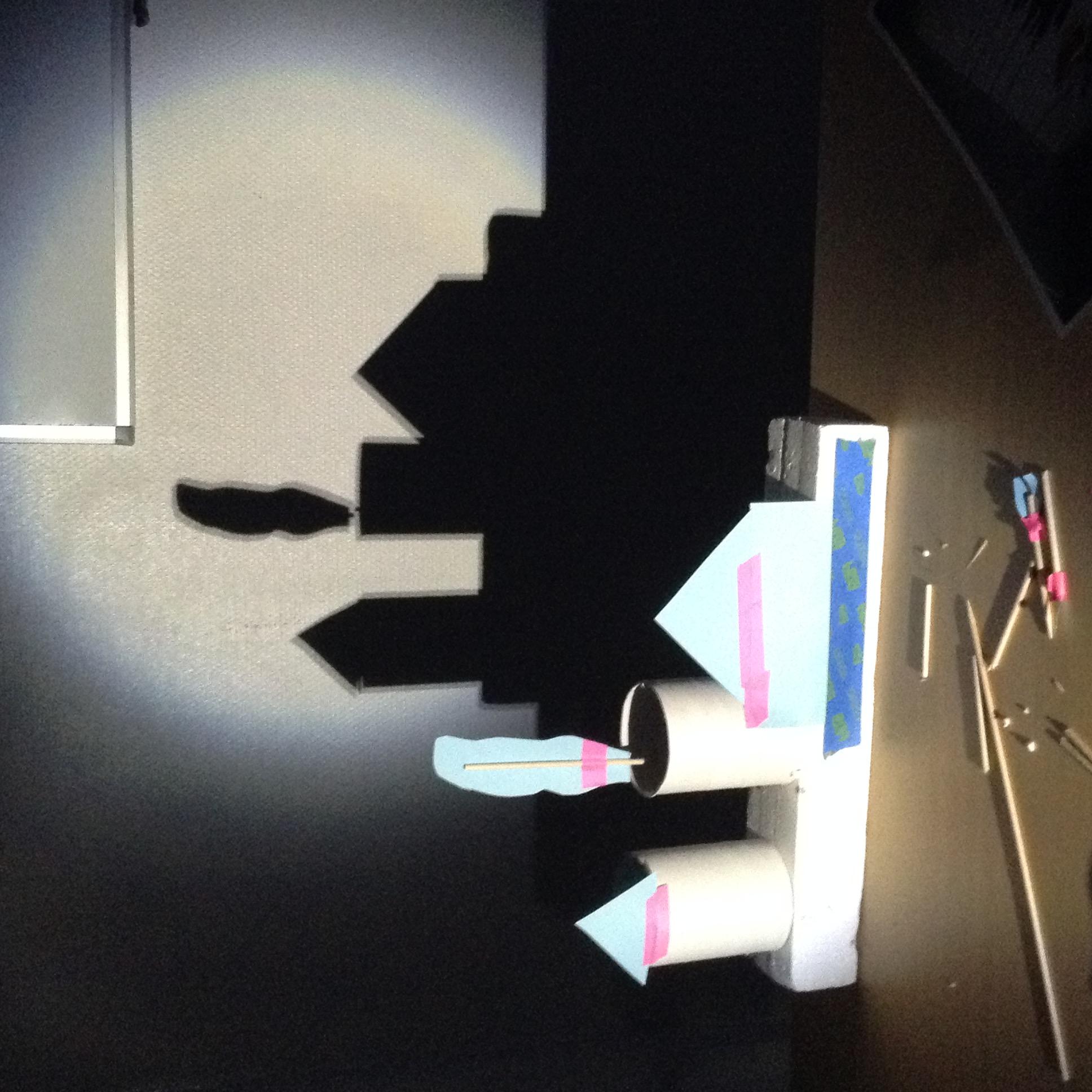 ombre et lumière