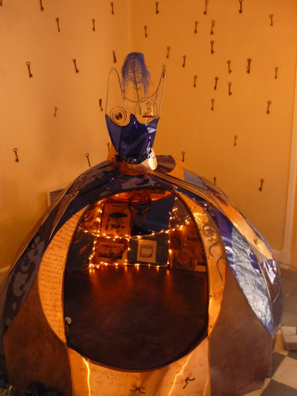 robe cabane le roi