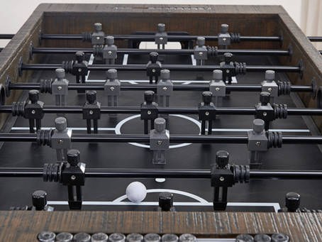 What Is Foosball? How to Play the Great Game of Foosball