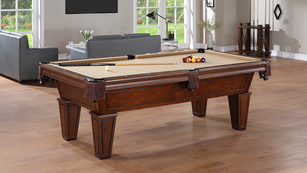 Baxter Pool Table