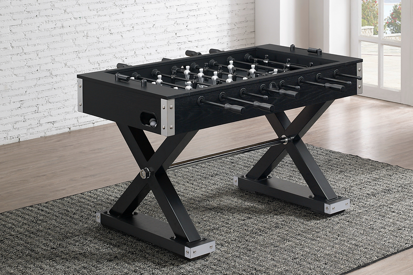 Xavier Foosball Table - Black
