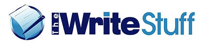 The Write Stuff logo