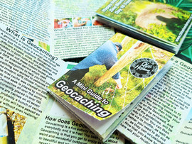A Mini Guide to Geocaching
