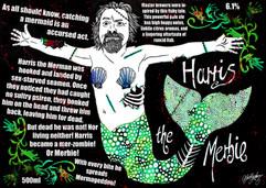 Harris the Merbie