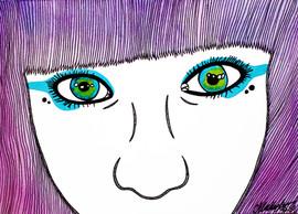 My Selfie And Eye