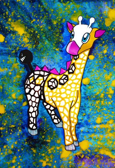 26. Stretch Girafarig