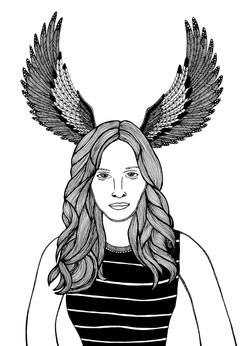 Jennifer Lawrence: Spirit of the Mockingjay