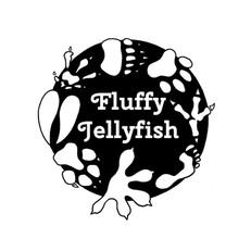Fluffy Jellyfish Logo