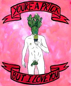 Valentine's Prick