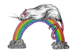 Puff the Magic Ratto