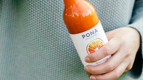 Pona - Bio-Fruchtsaft, sonst nix