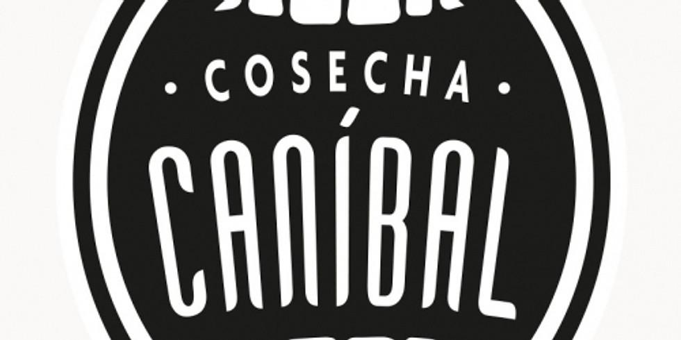 Cosecha Caníbal - Cata Cerveza & Vino con Luis Vida Navarro - €5