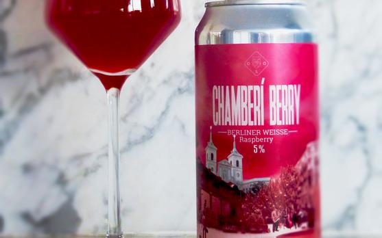 Chamberi Berry