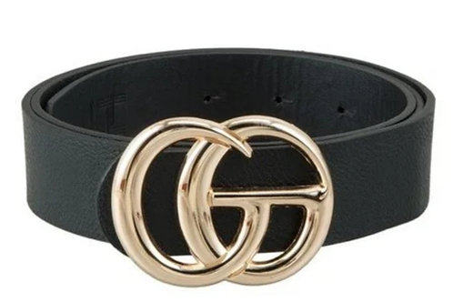 Gold Buckle Belts