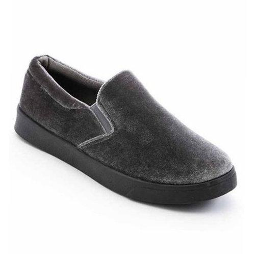 Grey Flat Sneaker