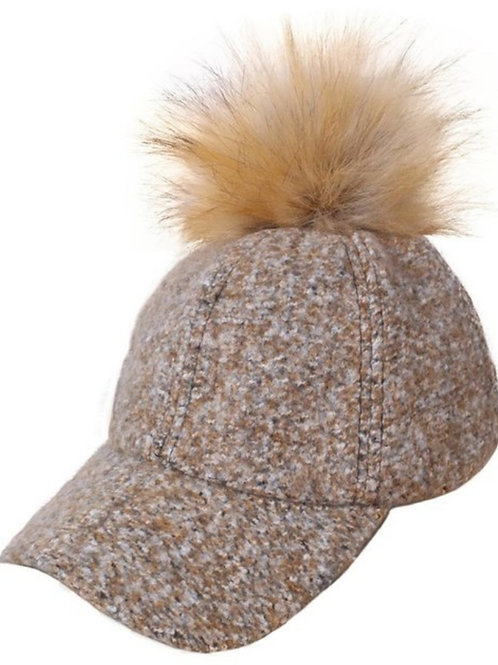 Winter Caps w/ Keychains