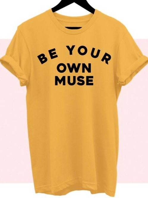 Be Your Own Muse