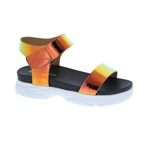 Neon Sports Sandal