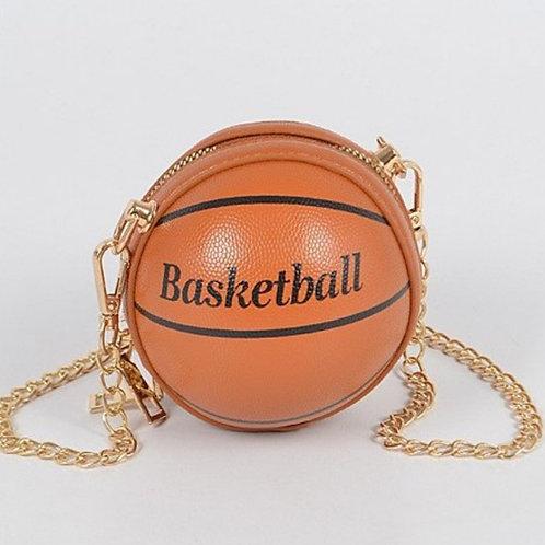 Mini Basketball Crossbody