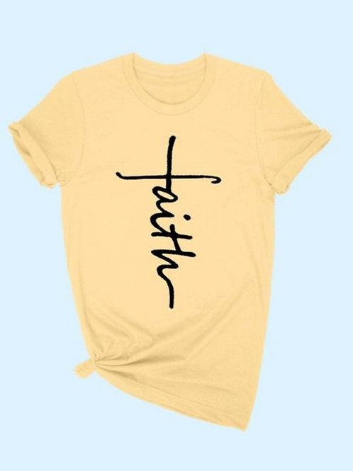 Faith (Yellow)