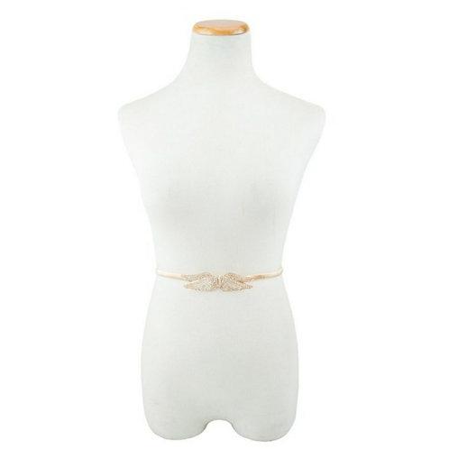 Gold Wings Dressy Belt