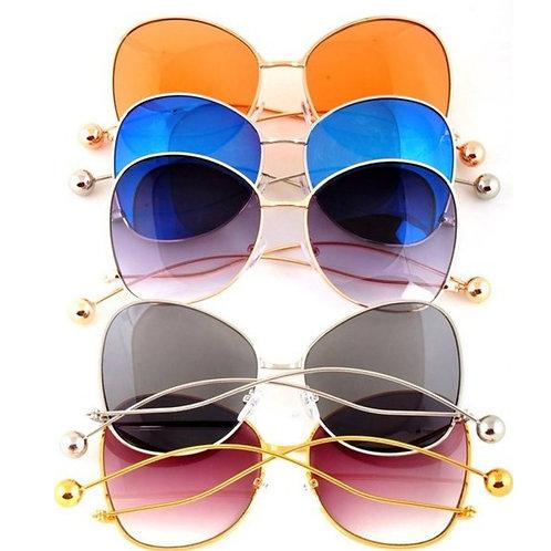 Wire Arm Sunglasses